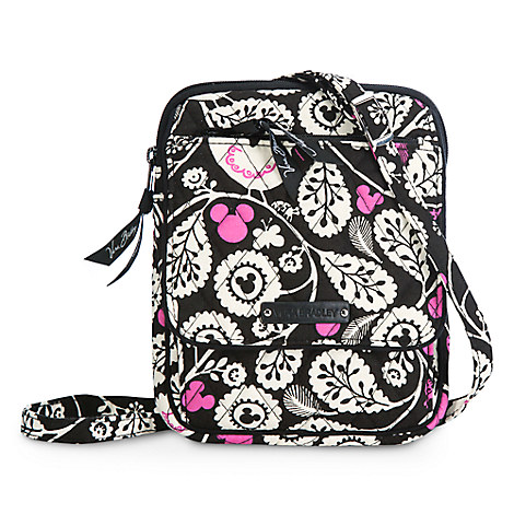 Mickey Mouse Meets Birdie Mini Hipster Bag by Vera Bradley