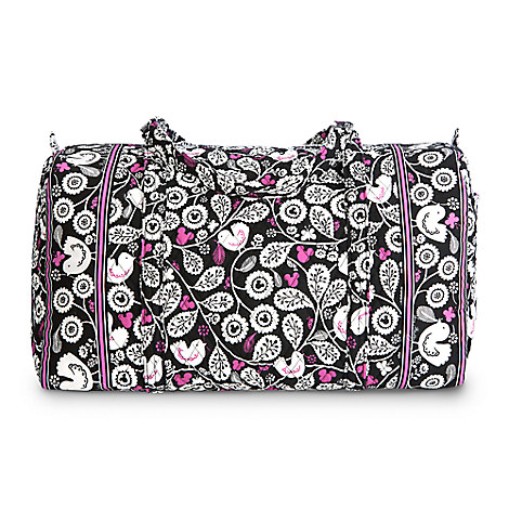 Mickey Mouse Meets Birdie Large Duffle Bag by Vera Bradley