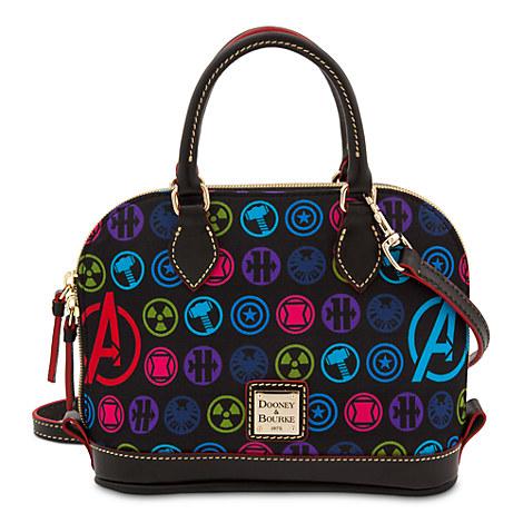 Marvel's Avengers Nylon Bitsy Bag by Dooney & Bourke
