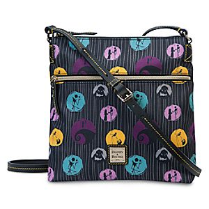 Tim Burton's The Nightmare Before Christmas Letter Carrier by Dooney & Bourke