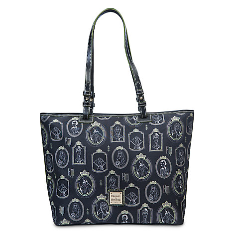The Haunted Mansion Nylon Leisure Shopper by Dooney & Bourke
