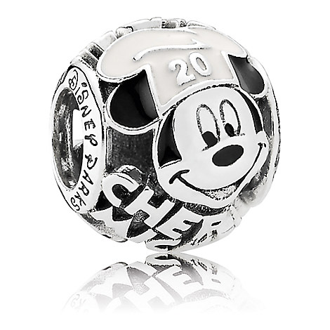 Chef Mickey Mouse Charm by PANDORA - Epcot International Food & Wine Festival 20th Anniversary