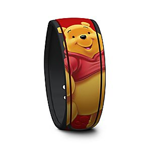 Winnie the Pooh Disney Parks MagicBand