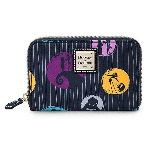 Nightmare Before Christmas Wallet by Dooney & Bourke