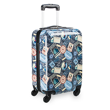Disney Cruise Line Rolling Luggage - 20''