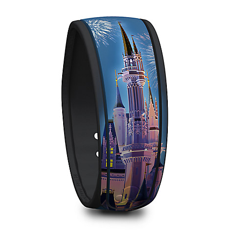 Cinderella Castle Disney Parks MagicBand