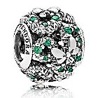 Mickey Mouse Holiday Wreath Charm by PANDORA