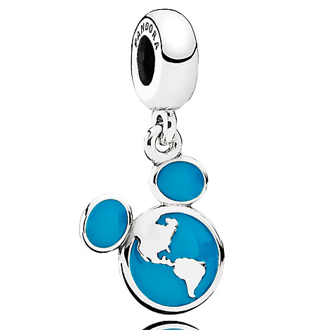 Disney Vacation Club Charm by PANDORA