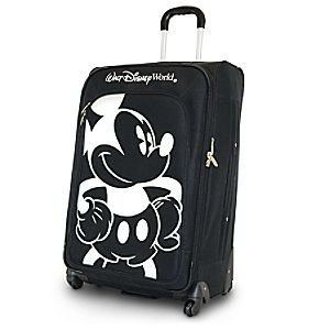 Mickey Mouse Luggage - Walt Disney World - 28''