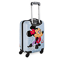 Mickey and Minnie Mouse Rolling Luggage - 20'' - Aulani, A Disney Resort & Spa