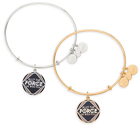 ''May The Force Be With You'' Bangle by Alex and Ani - Star Wars
