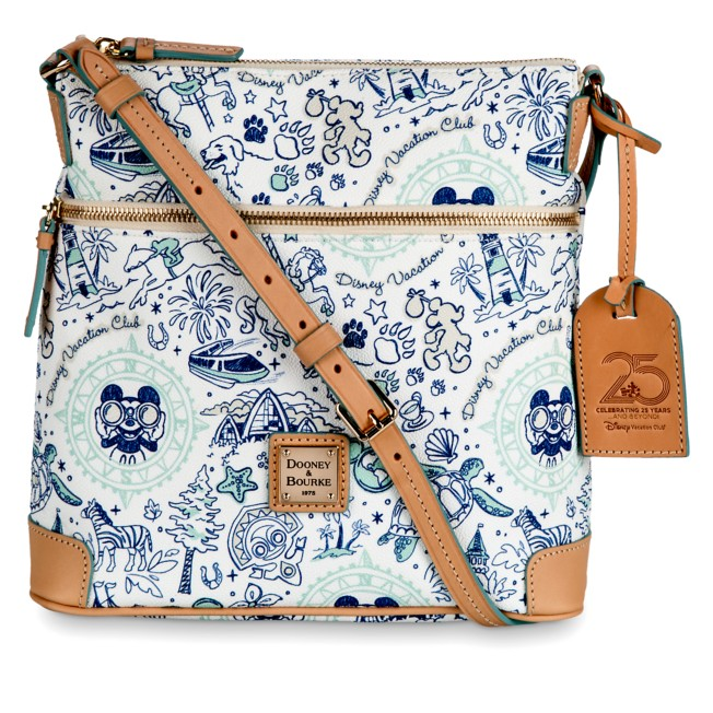 Disney Vacation Club Letter Carrier Bag by Dooney & Bourke