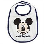 Mickey Mouse Bib for Baby - Walt Disney World