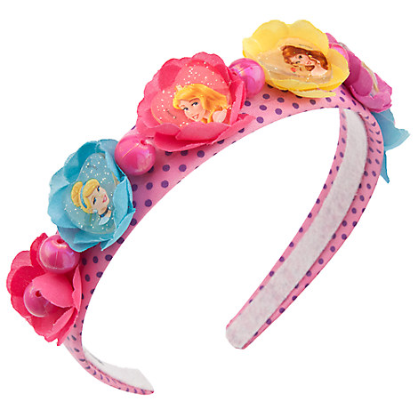 Disney Princess Floral Headband