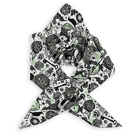 The Haunted Mansion Scarf