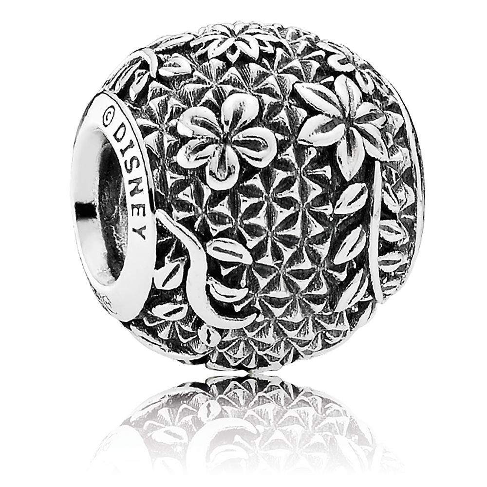 Epcot Floral Charm by Pandora Jewelry