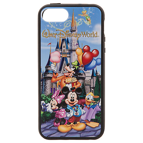 Mickey Mouse and Friends iPhone 5S Case - Walt Disney World