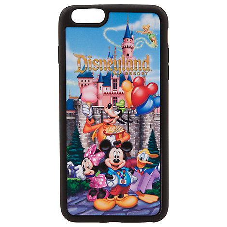 Mickey Mouse and Friends iPhone 6 Plus Case - Disneyland