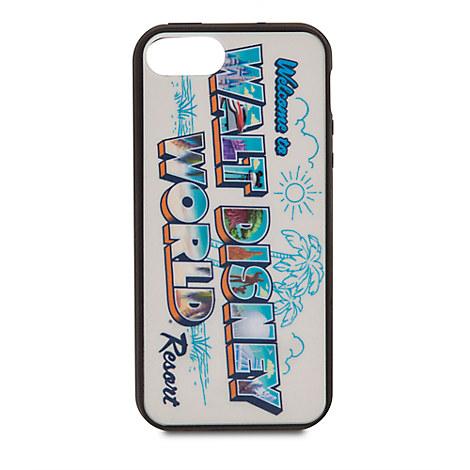 Welcome to Walt Disney World Resort iPhone 5/5S Case