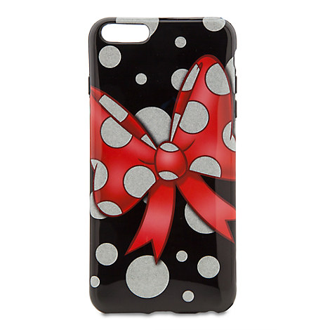 Minnie Mouse Bow iPhone 6 Plus Case