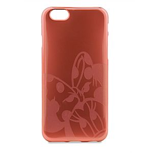 Disney Store Minnie Mouse Pink Iphone 6 Case