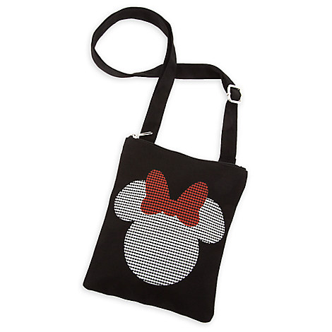 Minnie Mouse Canvas Letter Carrier Bag
