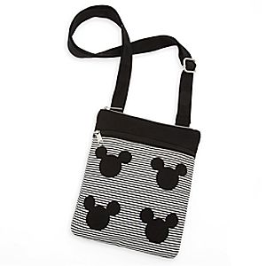 Mickey Mouse Canvas Letter Carrier Bag