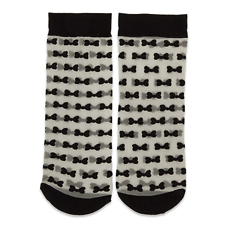 Minnie Mouse Socks for Women