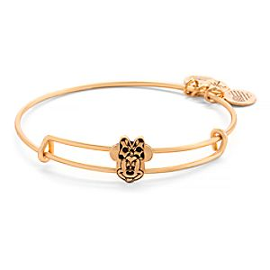 Minnie Mouse Bangle by Alex and Ani
