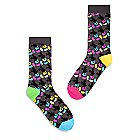 Mickey Mouse Summer Brights Socks for Adults