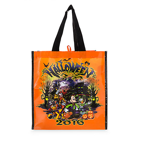 Mickey Mouse and Friends Reusable Tote - Halloween 2016