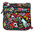 Mickey's Magical Blooms Hipster Bag by Vera Bradley