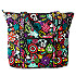 Mickey's Magical Blooms Vera Tote by Vera Bradley