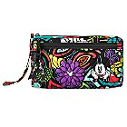 Mickey's Magical Blooms Wristlet by Vera Bradley