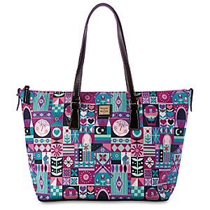 its a small world Shopper by Dooney & Bourke
