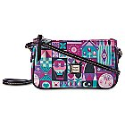 ''it's a small world'' Crossbody Pouchette by Dooney & Bourke