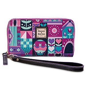 its a small world Wallet by Dooney & Bourke
