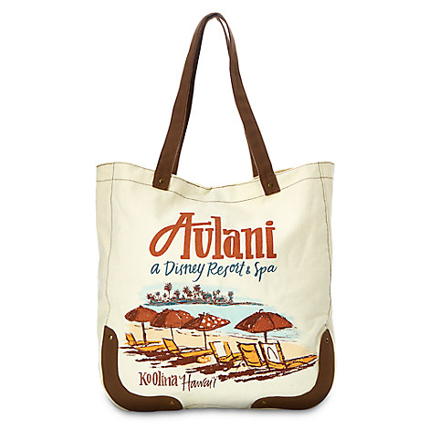 Aulani, A Disney Resort & Spa Canvas Tote