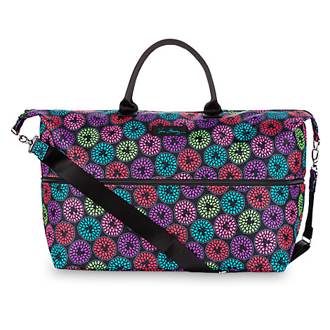 Mickey Mouse Lighten Up Expandable Travel Bag by Vera Bradley