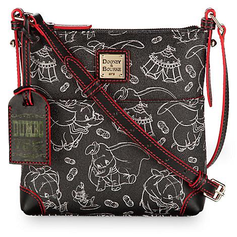 Dumbo Leather Letter Carrier Bag by Dooney & Bourke