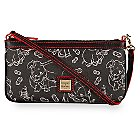 Dumbo Leather Slim Wristlet by Dooney & Bourke