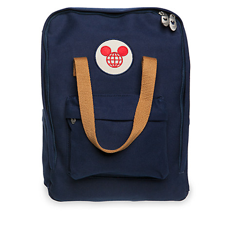Disney TAG Canvas Backpack - Walt Disney World