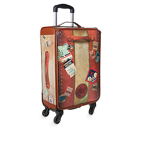 Disney TAG Vintage Rolling Luggage - 23''