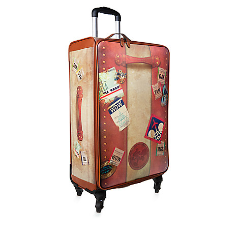 Disney TAG Vintage Rolling Luggage - 28''
