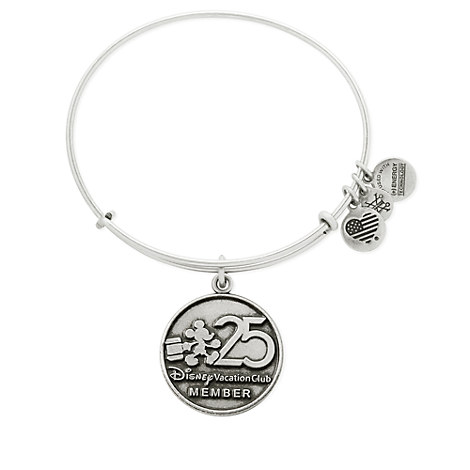 Disney Vacation Club Anniversary Bangle by Alex and Ani