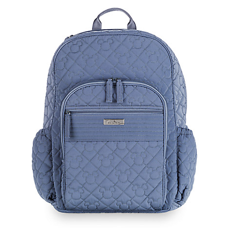 Mickey Mouse Icon Backpack by Vera Bradley - Gray