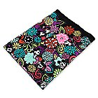 Mickey and Minnie Mouse Magical Blooms Fleece Throw by Vera Bradley