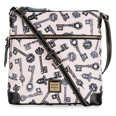 Disney Princess ''Keys'' Letter Carrier Bag by Dooney & Bourke