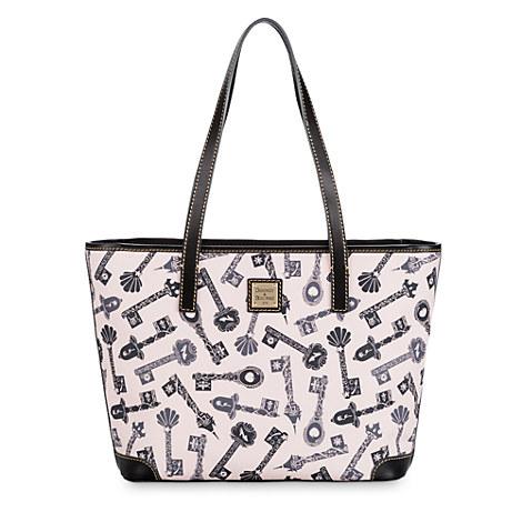 Disney Princess ''Keys'' Tote Bag by Dooney & Bourke