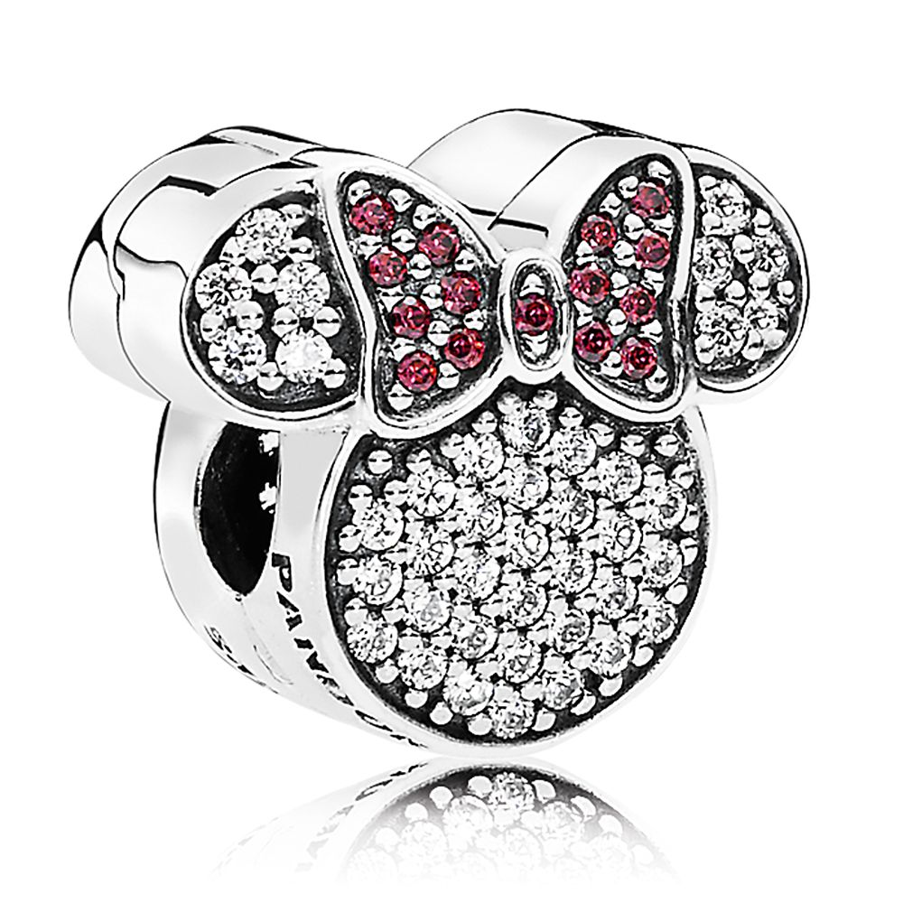 Minnie Mouse Ears Clip by Pandora Jewelry
